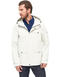 G.H. Bass & Co. - Waterproof Explorer Mountain Rain Jacket - Lyst