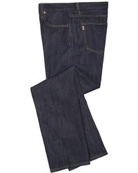 G.H. Bass & Co. | Straight Leg Selvedge Denim | Lyst