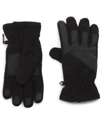 G.H.BASS - G.h. Bass Micro Fleece I-touch Glove - Lyst