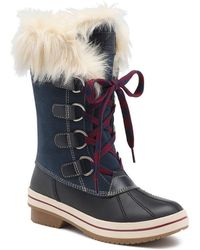 G.H. Bass & Co. - Juno Waterproof Boot - Lyst