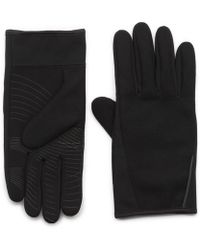 G.H. Bass & Co. - Wool Glove With Binding - Lyst