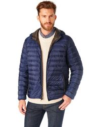 G.H. Bass & Co. - Mountain Packable Down Jacket - Lyst