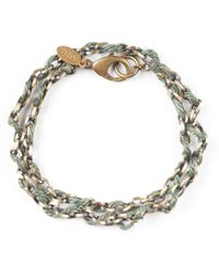 G.H. Bass & Co. - Astali ® Jute Cord With Antique Metal Chain - Lyst