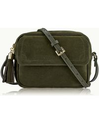 f4a3383386 Lyst - Head Porter Arno Travel Pouch in Green