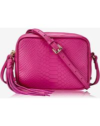 078cc0c6733 Marc Jacobs Madison Saffiano in Black - Lyst