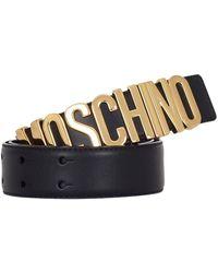 Boutique Moschino - Belt Women - Lyst