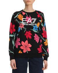 EA7 - Jumper Women Ea7 - Lyst