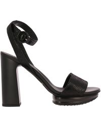 Hogan - Heeled Sandals Shoes Women - Lyst
