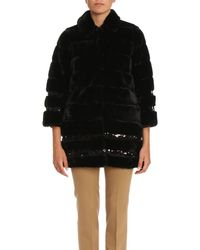 Twin Set - Fur Coats Women - Lyst