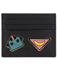 Prada - Wallet Women - Lyst