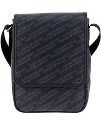 fa069c9e8dcd Lyst - Men s Emporio Armani Messenger Online Sale
