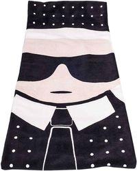 Karl Lagerfeld - Beach Towel Women - Lyst