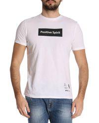 Paolo Pecora | T-shirt Men | Lyst