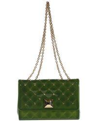 Hervê Guyel - Mini Bags Anya Studs Across Body Chain - Lyst