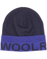 Woolrich - Hat Men - Lyst