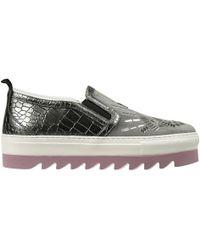John Richmond - Sneakers Camoscio - Lyst