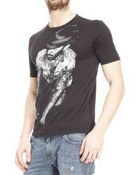Brian Dales - T-shirt Short Sleeve Crewneck Print - Lyst