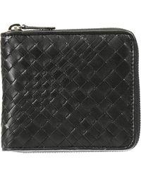 John Richmond - Wallet Leather - Lyst