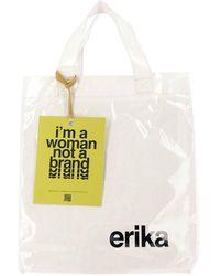 Erika Cavallini Semi Couture - Crossbody Bags Women - Lyst