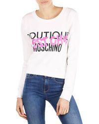 Boutique Moschino - Sweatshirt Women - Lyst