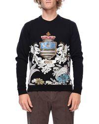 Etro - Sweatshirt Men - Lyst