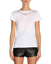Patrizia Pepe - T-shirt Women - Lyst