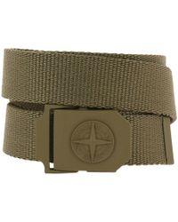 Stone Island - Belt Men - Lyst