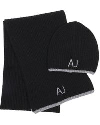 Armani Jeans - Hat Men - Lyst