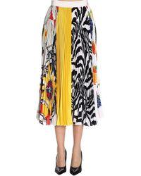 MSGM - Skirt Women - Lyst