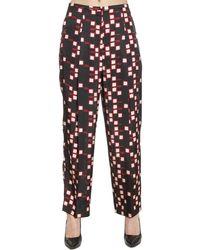 Emporio Armani - Pants Trouser Woman - Lyst