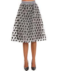 Ultrachic - Skirt Women - Lyst