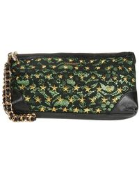 Pomikaki - Mini Bag Lace Clutch - Lyst