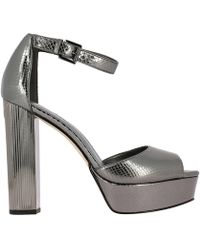 MICHAEL Michael Kors - Heeled Sandals Shoes Women - Lyst