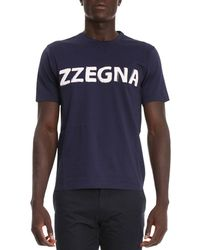 Z Zegna - T-shirt Men - Lyst