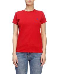 Polo Ralph Lauren - T-shirt Women - Lyst
