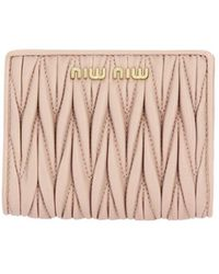 Miu Miu - Wallet Women - Lyst