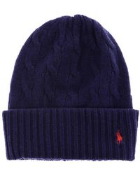 Polo Ralph Lauren - Sombrero Mujer - Lyst 4fc2bdc201a3