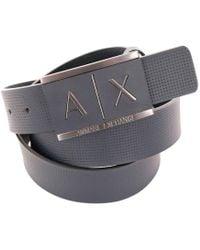 Armani Exchange - Belt Men - Lyst