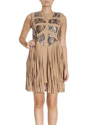 Elisabetta Franchi - Dress Woman - Lyst