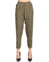MICHAEL Michael Kors - Trousers Women - Lyst