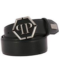 Philipp Plein - Belt Men - Lyst