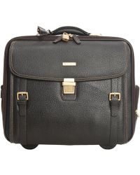 Brooks Brothers - Travel Bag Suitcase Man - Lyst