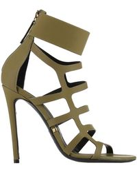 Gianmarco Lorenzi - Heeled Sandals Women - Lyst