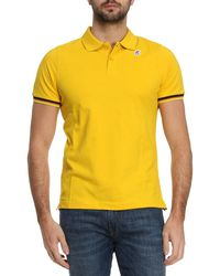 K-Way - T-shirt Men - Lyst