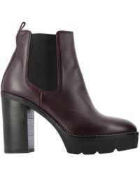 Janet & Janet - Heeled Booties Shoes Women - Lyst