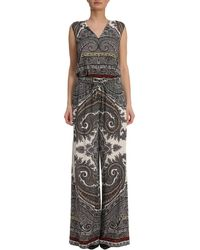 Etro | Jumpsuits Women | Lyst