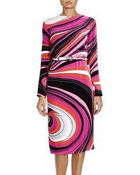 Emilio Pucci - Dress Women - Lyst