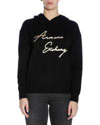 Armani Exchange - Jumper Women - Lyst