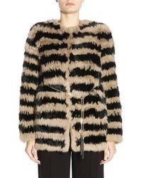 Patrizia Pepe - Fur Coats Women - Lyst