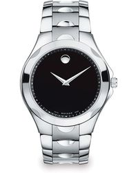 Movado - Luno Sport Stainless Steel Watch - Lyst